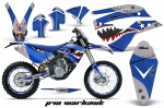 Husaberg FS/FE 450-670 Graphic Kit 2009-2012