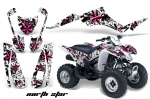 Suzuki LTZ 250 ATV Quad Graphic Kit