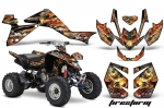 Suzuki LTZ 400 ATV Quad Graphic Kit (2009-2016)