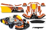 CRG NA2 (New Age Body) - Kart Graphic Decal Kit - FREE Bumber Graphic Included!