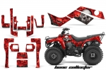 Kawasaki Bayou 250/300 ATV Quad Graphic Kit