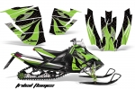 Arctic Cat Sno Pro Race 500/600 Sled Snowmobile Graphic Wrap Kit