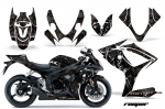 Suzuki GSXR 600/750 Sport Bike Graphic Kit (2006-2007)