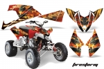Polaris Outlaw 450/500/525 Quad Graphic Kit 2009-2012