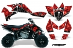 Suzuki LTR 450 ATV Quad Graphic Kit - (2006-2009)