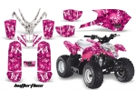 Polaris Predator 50 ATV Quad Graphic Kit (over 30 designs!)