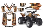 Polaris Outlaw 50 ATV Quad Graphic Kit (over 30 designs!)