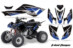 Honda TRX 400EX ATV Quad Graphic Kit 2008-2016
