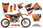 KTM C3 Graphic Kit 2001-2002 MXC,EXC 200-520