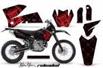 KTM C4 Graphic Kit 2005-2006 SX, 2005-2007 EXC