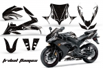 Yamaha R1 Sport Bike Graphic Kit (2004-2005)