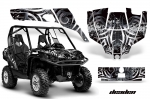 Can-Am BRP Commander 1000, 800 UTV Graphic Kit - All Years