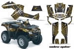 Can Am Outlander EFI 500/650/800/1000 2006-2011 ATV Quad Graphic Kit