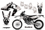 BMW G450x Dirt Bike Graphic Kit 2010-2011