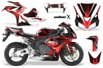 Honda CBR 1000RR  Sport Bike Graphic Kit (2006-2007)