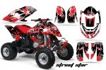 CanAm Bombardier DS650 ATV Quad Graphic Kit