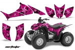 Honda TRX 90EX ATV Quad Graphic Kit 2006-2016 (over 30 designs to choose from)