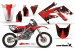 Honda CRF250R Motocross Graphic Kit 2004-2013 (all designs available)