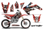 Honda CRF150R Motocross Graphic Kit 2007-2012 (all designs available)