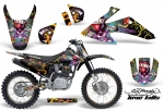 Honda CRF150F-230F Motocross Graphic Kit 2003-2012 (all designs available)