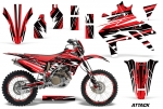 Honda CRF450X Motocross Graphic Kit 2005-2016