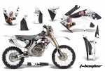 Honda CRF250X Motocross Graphic Kit 2004-2016 (all designs available)