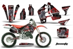 Honda CR500 Motocross Graphic Kit 1989-2001 (all designs available)