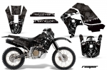 Honda XR650R Motocross Graphic Kit 2000-2010 (all designs available)