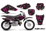 Honda XR70/50 Motocross Graphic Kit 00-03 (all designs available)