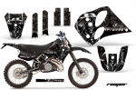 KTM C6 Graphic Kit 1993-1997 SX,XC,EXC LC2 Two Stroke