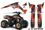 Suzuki LT230, LT230r ATV Quadracer Graphic Kit (all years)
