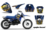 Yamaha PW50 (1990-2016), PW80 (1996-2006) Motocross Dirt Bike Graphic Kit