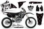 Yamaha YZ250F/450F 4 Stroke Motocross Graphic Kit - 2006-2009