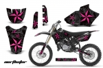 Yamaha YZ85 Motocross Dirt Bike Graphic Kit - 2002-2014