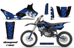 Yamaha YZ80 Motocross Dirt Bike Graphic Kit - 1993-2001