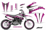 Yamaha TTR110 Motocross Dirt Bike Graphic Kit - 2008-2016