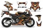 Honda CBR 1000RR Sport Bike Graphic Kit (2004-2005)
