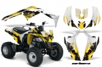 Can-Am Bombardier DS250 ATV Quad Graphic Kit - (2006-2016)