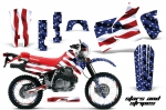 Honda XR650L Motocross Graphic Kit 1993-2013 (all designs available)