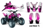 Polaris Predator 90 ATV Quad Graphic Kit (over 30 designs!)