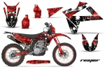 Gas Gas EC 250/300 Motocross Graphic Kit (2007-2009)