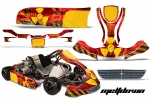 KG EVO Stilo - Kart Graphic Decal Kit
