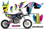 KTM SX65 SX Dirt Bike Motocross Graphic Kit - 2009-2015