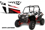 Polaris RZR 900 XP Door Graphic Kit - 2 Door (select your door and design)