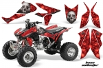 Honda TRX 450R ATV Quad Graphic Kit 2004-2012