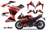 Yamaha R1 Sport Bike Graphic Kit (2010-2012)