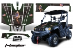 Bennche Big Horn Side x Side UTV Graphic Kit