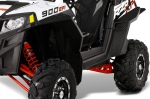 Carbon Fiber Trim Kit Polaris RZR 900xp - 2 Door