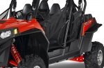 Carbon Fiber Trim Kit Polaris RZR 900xp - 4 Door