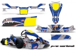 KG FP7 - Kart Graphic Decal Kit for Faring/Pods/Spoiler